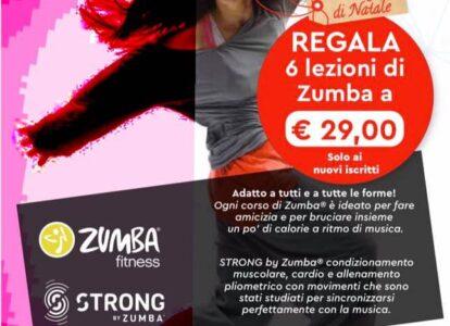 Offerta Natalizia Zumba