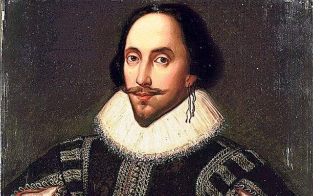 In piedi, Signori, davanti ad una Donna di William Shakespeare